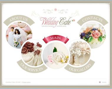 Cake Website 8